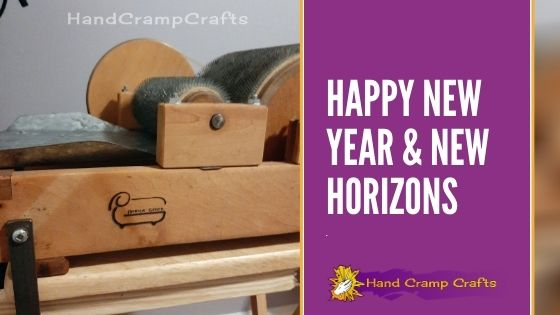 Happy New Year & New Horizons